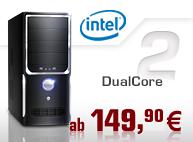 Aufrüst-PCs Intel DualCore