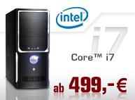 Aufrüst-PCs Intel Core i7