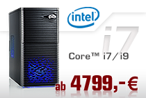 PC-Systeme Intel Core i7