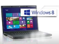 Notebooks mit Windows 8
