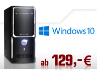 PC-Systeme Windows 10