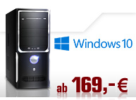 PC-Systeme Windows 10 Pro