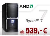 Aufrüst-PCs AMD Ryzen 7
