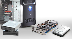 Aufrüst-PCs und PC Aufrüstkit