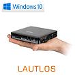 Mini PC - CSL Narrow Box 4K / Win 10