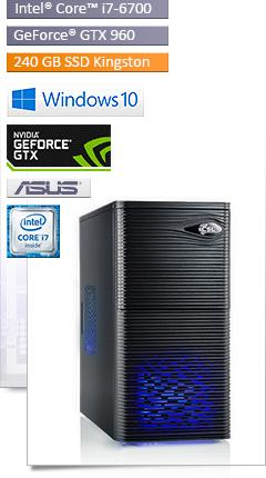 PC - CSL Speed X4849 (Core i7)
