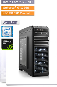 PC - CSL Speed 4885 (Core i7)