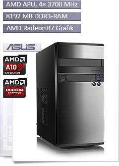 Aufrüst-PC 656 - AMD A10-7850K