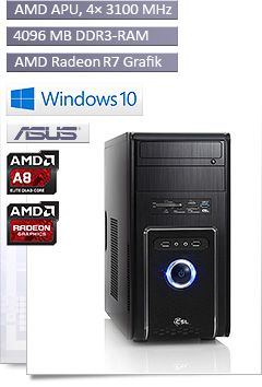 PC - CSL Sprint X5705 (Quad)