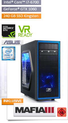 PC - CSL Speed 4915 (Core i7) - Powered by ASUS