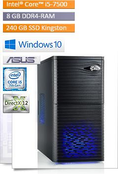 PC - CSL Speed X4662 (Core i5)