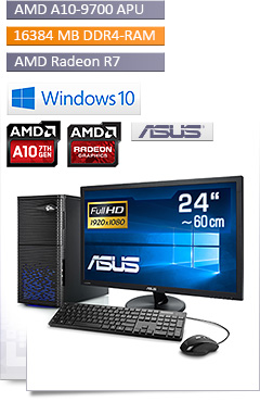 PC - CSL Sprint Vision X6478 - Powered by ASUS