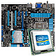 Intel Core i7-3770K / ASUS P8Z77-V Mainboard Bundle