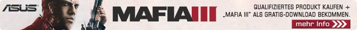 Mafia 3 gratis zu ausgew�hlten CSL PC-Systemen