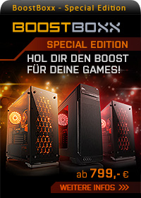 Die BoostBoxx Special Edtion