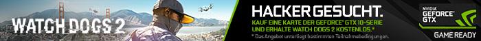 Watch Dogs 2 gratis zu ausgewählten CSL PC-Systemen